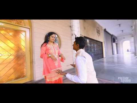 Sudhir Neha pre wedding Delhi