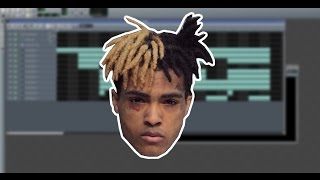 How to make a XXXTENTACION Type Beat in LMMS