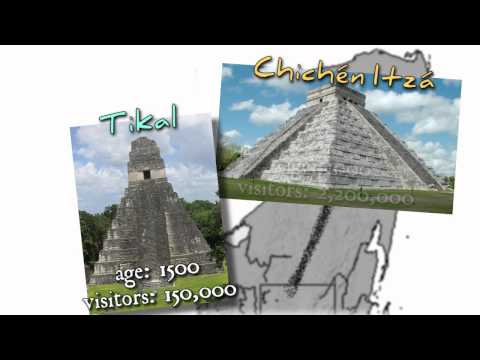 Selling historia to the turista in the Yucatán - Eavesdropping Traveler #3