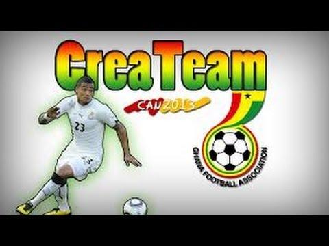 Episode 2: batissons une équipe du Ghana FUT13
