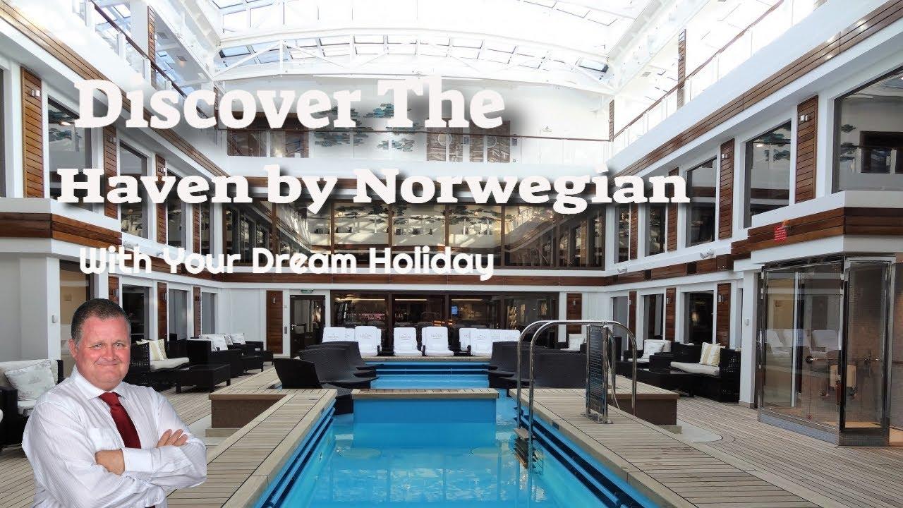 Norwegian Bliss The Haven Youtube