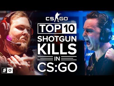 Top 10 Shotgun Kills in CS:GO
