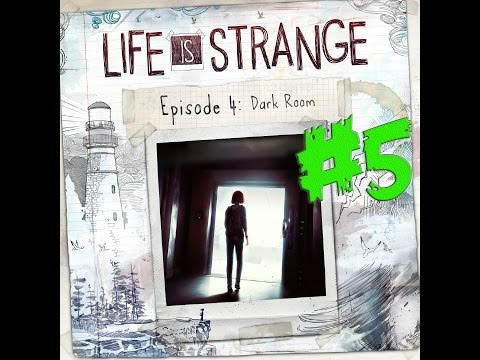 Life Is Strange: Episode 4 (Dark Room) - Parte 5 - El Detect
