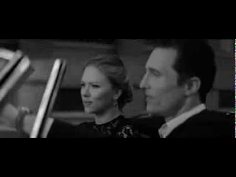 The One D&G The One with Scarlett Johansson Street of Dreams. Eau De Parfume advert Dolce&Gabanna