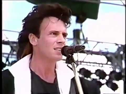 Rick Springfield -  in Nürburg 19850526 Rock am Ring