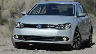 2013 Volkswagen Jetta Hybrid Review - Going green without the drawbacks