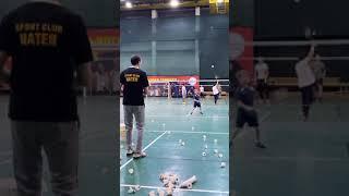 Детские тренировки по бадминтону у Якушева А.И. в клубе NATEN