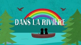 Ginalina - Dans la rivière | Music Lyric Video