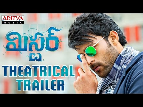 Mister Theatrical Trailer | Varun Tej, Lavanya Tripathi, Hebah Patel | Mickey J Meyer