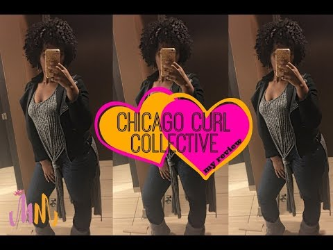 Deva Cut at Chicago Curl Collective || My Experience