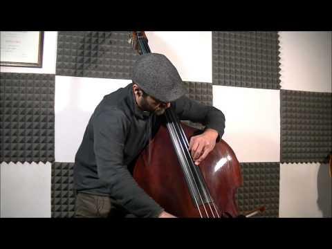 Tomaso Albinoni - Adagio in G minor - Double Bass