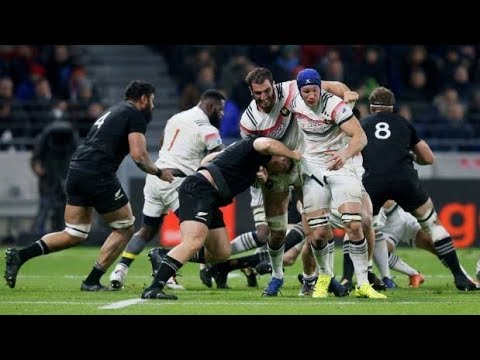 All Blacks vs French XV 2017