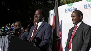 Raila Statement Analysis Part 1