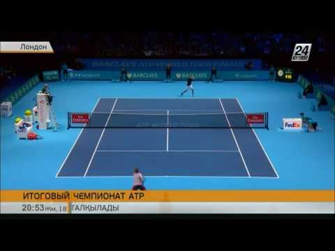 Теннисист Милош Раонич обыграл Доминика Тима