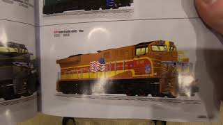 2019 Volume One Lionel Catalog Overview: Legacy/Scale Stuff