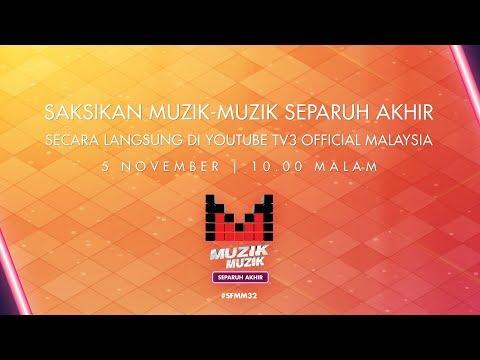 LIVE Separuh Akhir Muzik Muzik 32 (Minggu 3)
