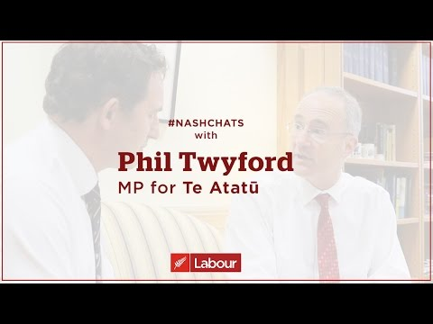 Phil Twyford on Housing - Full Episode