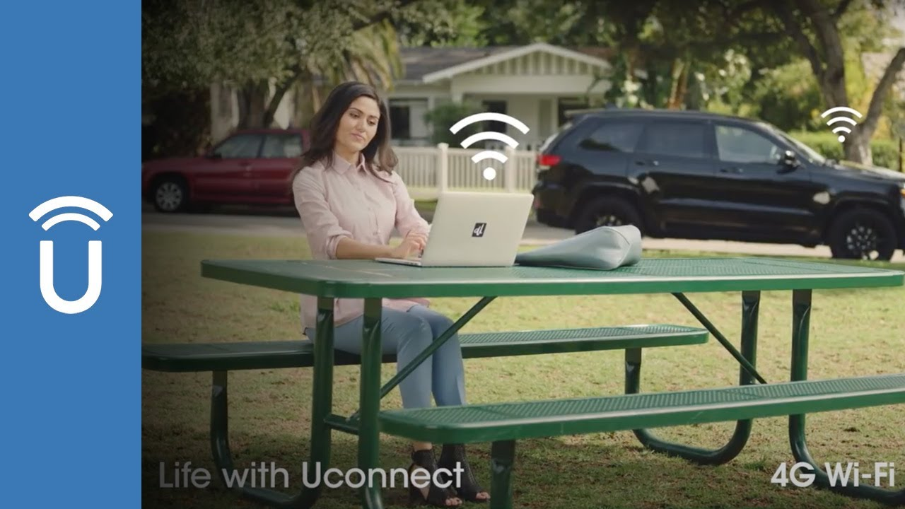 How does UConnect work and what can I do with it?