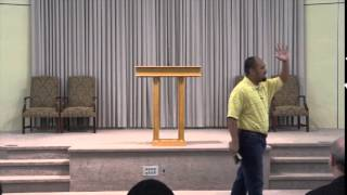 Guest Speaker in Chapel - Patrick Adam