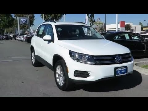 2017 Volkswagen Tiguan Limited San Jose  Sunnyvale  Hayward  Redwood City  Cupertino