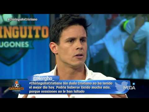"""Edu Aguirre: """"Si Cristiano admite que se ha equivocado y que ama al Madrid, la gente le aplaudirá"""""""