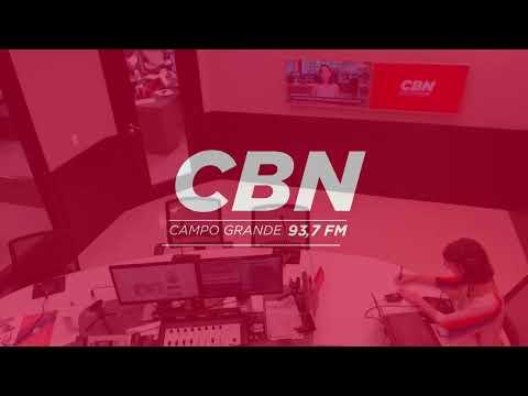 CBN Campo Grande com Loraine França (08/01/2019)