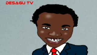 Desagu Toon On Corruption Subscribe to My Channel