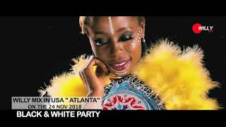 """ATLANTA: FULL PACKAGE """"THE PLACE TO BE"""" B & W AFFAIR (11/24/2018)"""