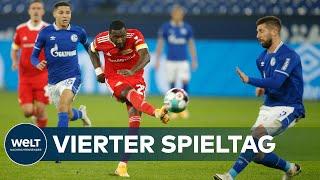 Die ergebnisse und tabelle der fußball-bundesliga vom vierten spieltag: schalke 04 union berlin trennen sich 1:1. zuvor spielten köln frankfurt ebenf...