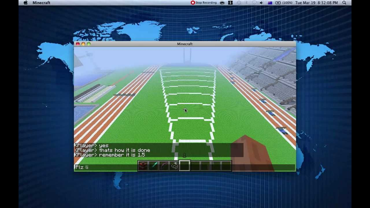 minecraft how to download maps on mac