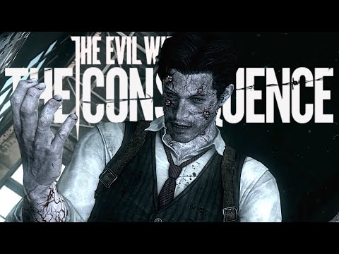 LOSING IT - The Evil Within The Consequence DLC #3  