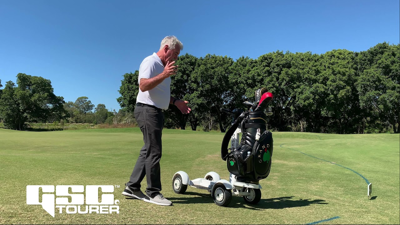 GSC™ TOURER - Ossie Moore showcasing The New Game Changer