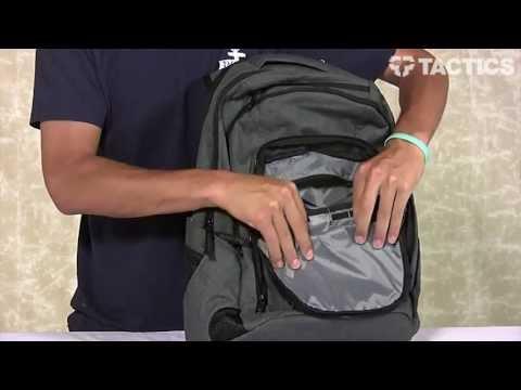 DAKINE 101 Backpack Review - Tactics.com