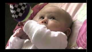 A vida do bebê de 0 a 3 meses