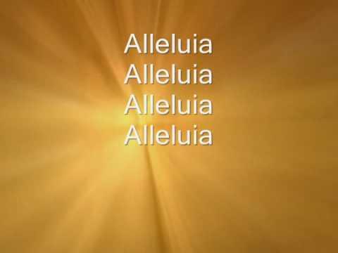 Alleluia- Joncas