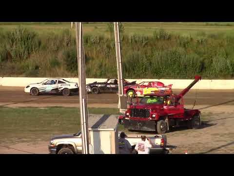 Genesee Speedway Highlights 7-20-19
