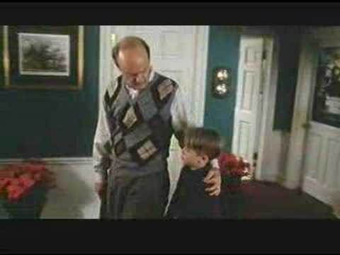 """Home Alone"" Deleted Scene: Frank's Yank"