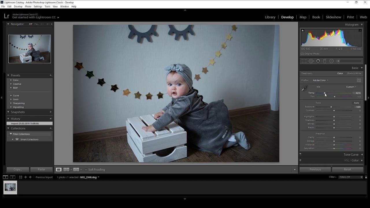 Базовые основы фотографии и обработка лайтрум