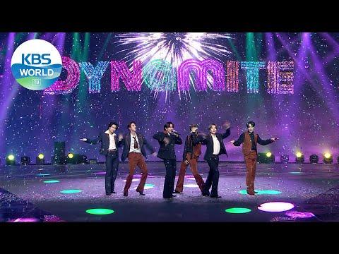 BTS(방탄소년단) - Dynamite [2020 KBS Song Festival / 2020.12.18]