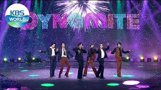Download BTS(방탄소년단) - Dynamite (2020 KBS Song Festival) I KBS WORLD TV 201218
