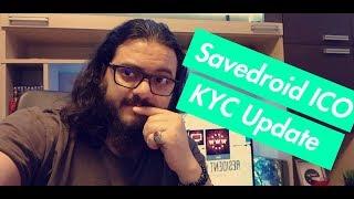 سعودي: شرح تفعيل ال KYC في اكتتاب Savedroid وكيف تسحب العمله