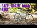 The rain bike - vintage steel road bike review