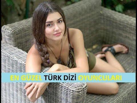 Türk Dizilerinin En Güzel Kadın Oyuncuları