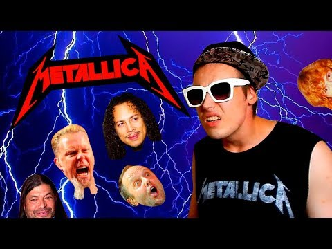Metallica fan's FIRST TIME hearing METALLICA! REACTION!!! AAAAAAHHHH!!!11