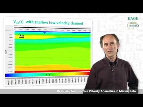 EAGE E-Lecture: Resolving Near-Surface Velocity Anomalies in Marine Data by Ian F. Jones