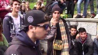 Jado vs Chusma - 16avos - (BATALLÓN) -Lluvia Battle