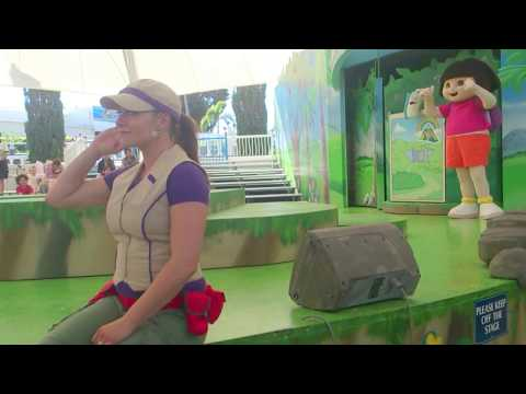 Dora Show @ Sea World