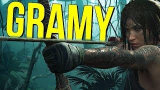 Gramy w grę Shadow of the Tomb Raider PRZED PREMIERĄ - Na żywo