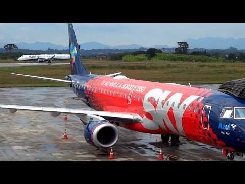 Aeroporto Internacional de Curitiba(Afonso Pena) - 11/04/2017