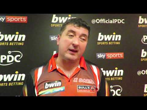 Mensur Suljovic: I've also suffered with dartitis